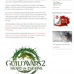 Guild Wars 2 PAX South Preview Blog Post